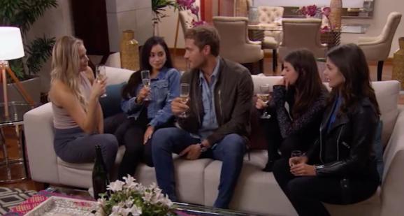 The Bachelor Week 6 Recap: Peter Picks a Final Four