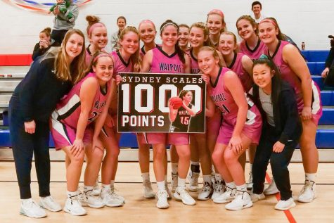 Sydney Scales Achieves 1,000 Point Milestone in Basketball