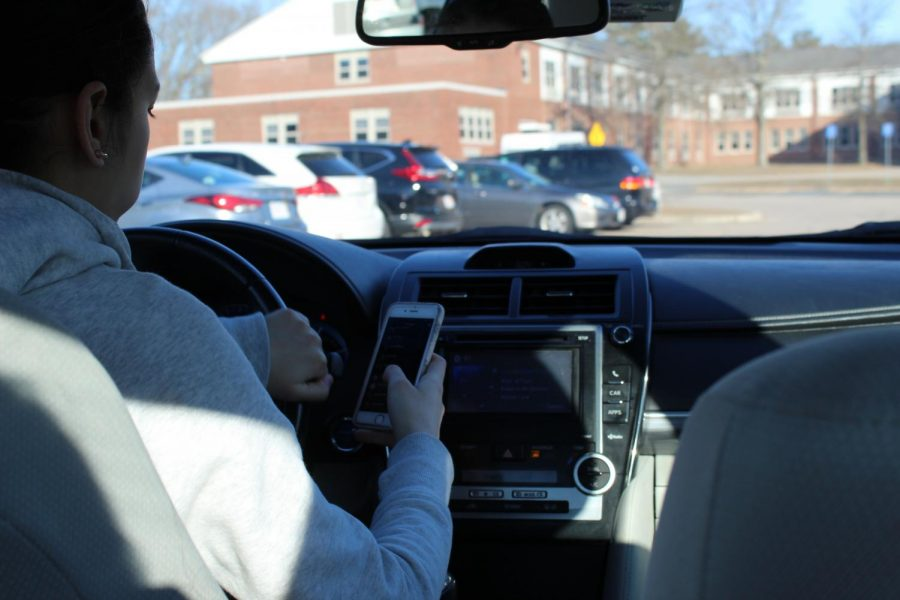 New Hands-Free Law Goes into Effect