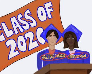 WHS Valedictorian and Salutatorian Deserve Recognition at Graduation