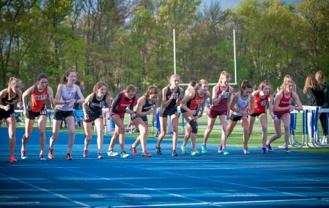 Meet the Captains: Girls Track