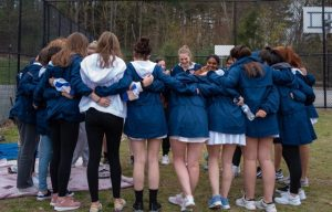 Meet The Captains: Girls Tennis