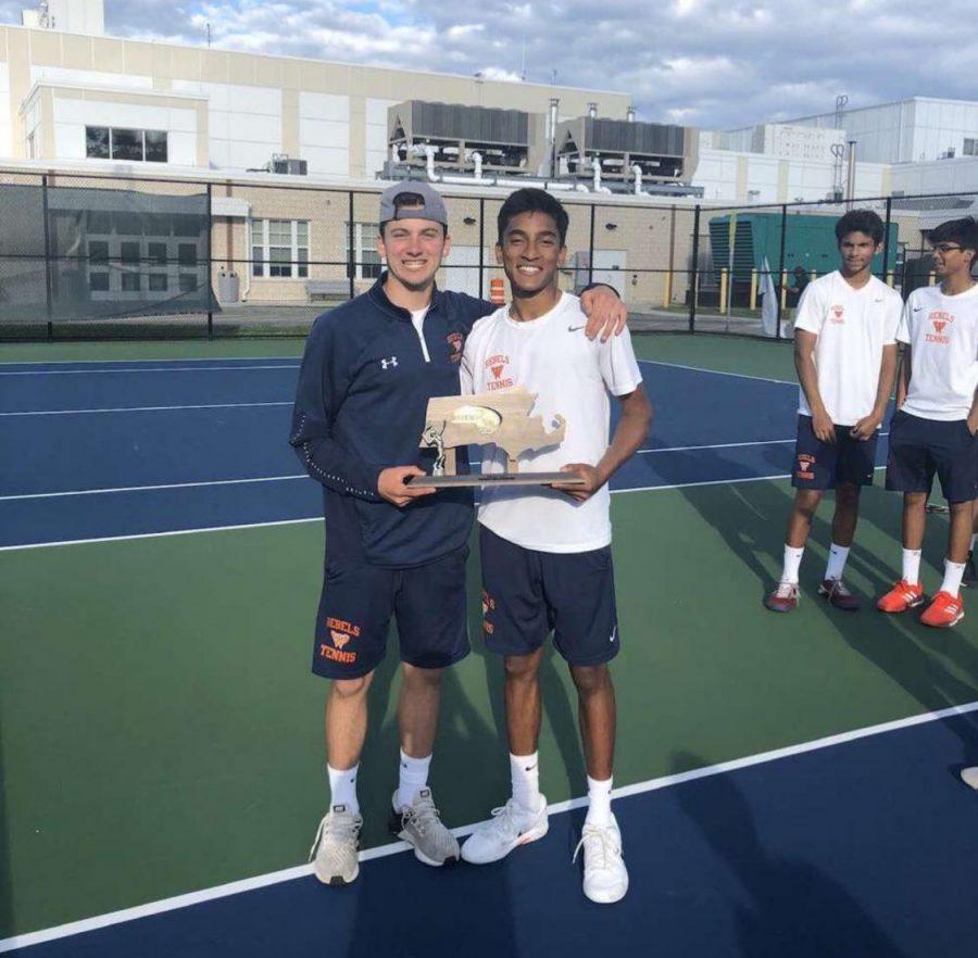 Meet The Captains: Boys Tennis