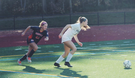 Sarah St. George Commits to Bentley University for Division II Soccer