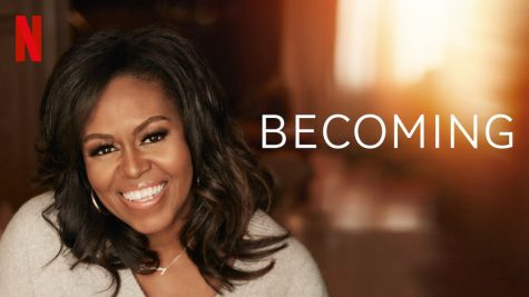 "Michelle Obama Gets Candid in New Documentary ""Becoming"""