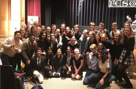 WHS Speech and Debate Team Competes in Virtual Tournament