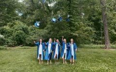 Navigation to Story: Gallery: Walpole Community Celebrates Seniors with Graduation and Parade
