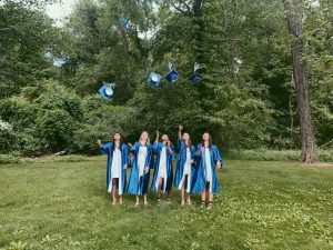 Gallery: Walpole Community Celebrates Seniors with Graduation and Parade