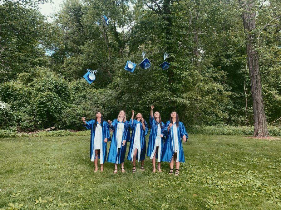 Gallery: Walpole Community Celebrates Seniors with Graduation and Parade