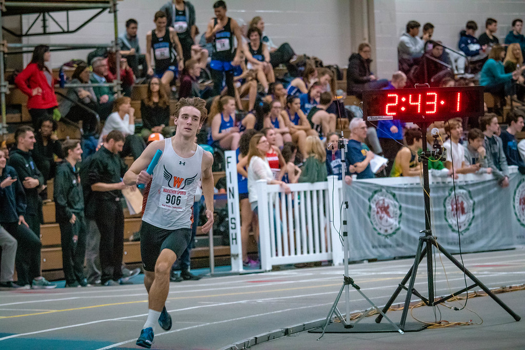 Steve Colleran Commits to Boston College for Track and Field