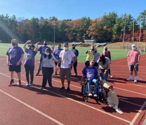 Best Buddies Holds a Successful Walk for Friendship