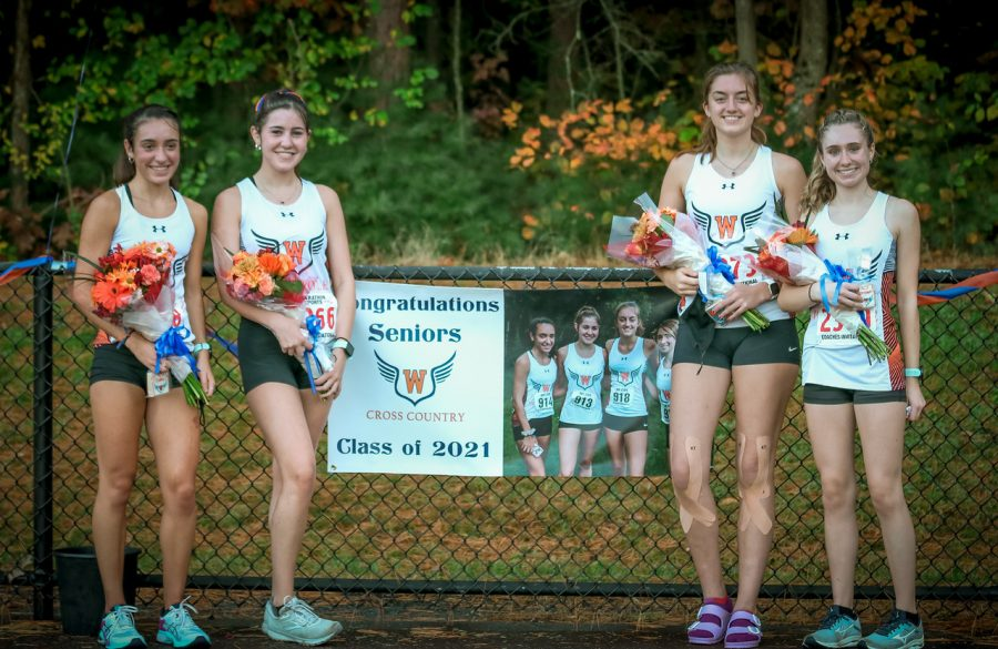 Meet the Captains: Girls Cross Country