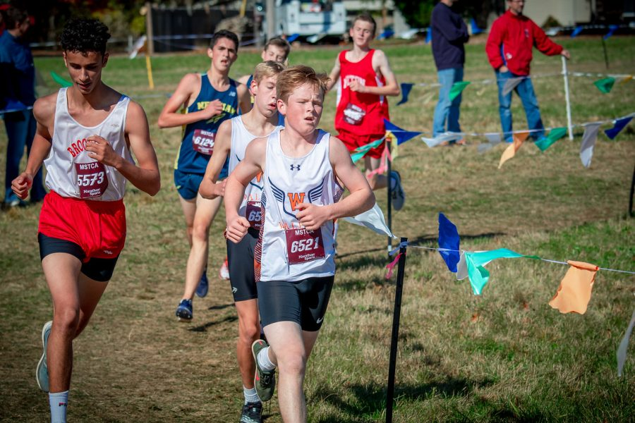 Meet the Captains: Boys' Cross Country