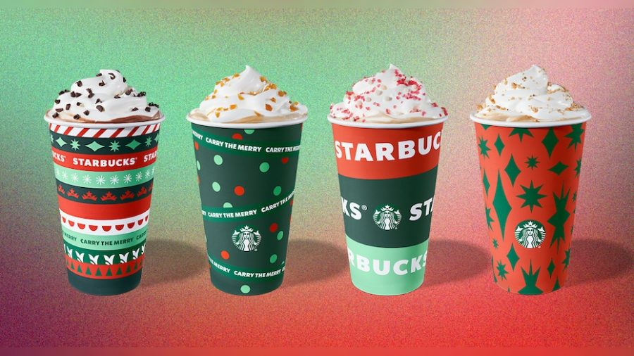 Holiday Drinks: Starbucks vs. Dunkin'
