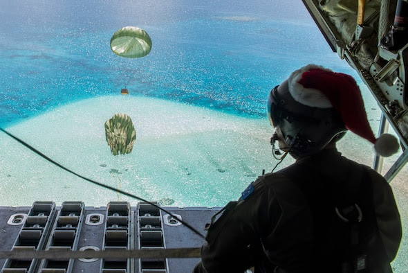 Operation Christmas Drop is a Heartwarming Take on a Real Air Force Project