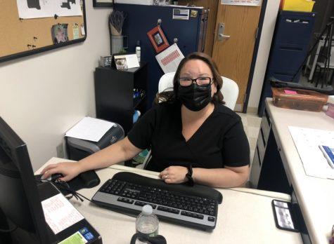 Nurse Rachel Jackson Adapts to Changes Amidst the Pandemic