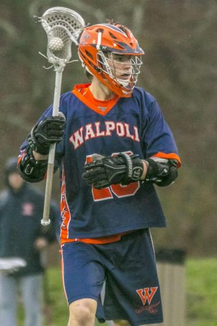Cole Tashjian Commits to Oberlin College to Play DIII Lacrosse