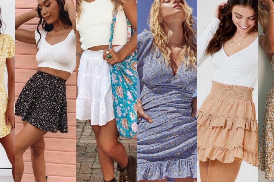 Spring Fashion Trends On The Rise