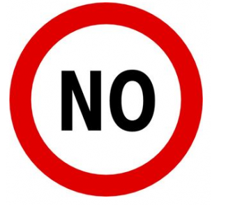 """A Guide to Saying """"No"""""""
