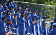 Navigation to Story: Gallery: Walpole Celebrates Class of 2021 with Graduation Ceremony and Parade