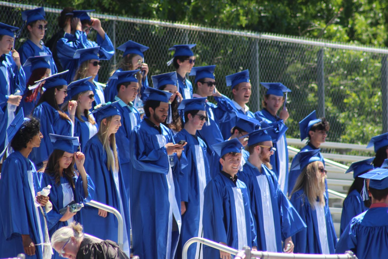 Gallery: Walpole Celebrates Class of 2021 with Graduation Ceremony and Parade