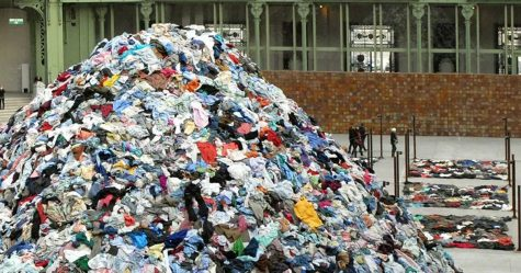 In the United States, 11 million tons of clothing end up in landfills every year.